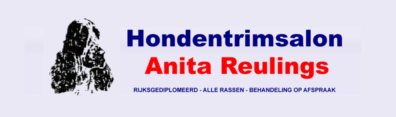Hondentrimsalon Anita Reulings logo